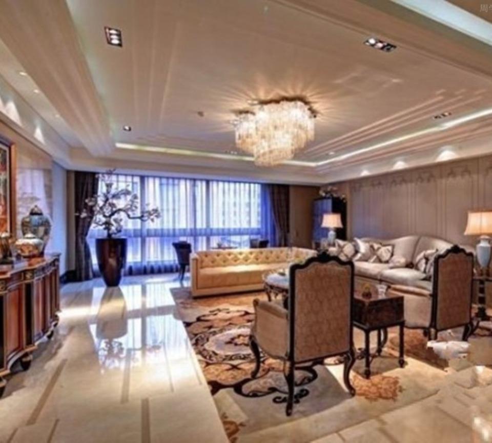 霞公府:500平四居,新房明厨明卫,全套房设计 内城区域 北河沿