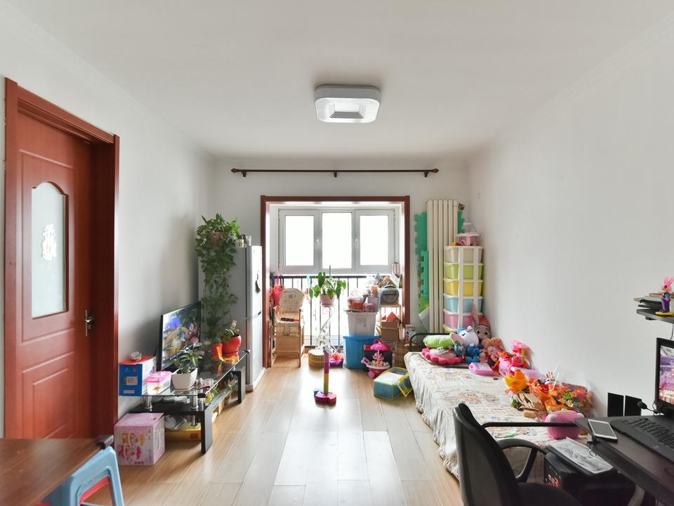 广安康馨家园 南北通透两居 中间楼层 采光充足