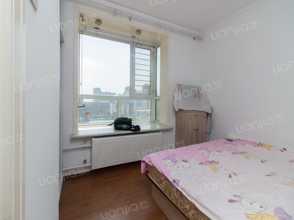 为你而选为你为家 西引力 南向 两居室   简单装修
