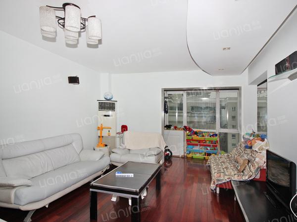 为你而选为你为家 雍和家园三居室户型好光线足