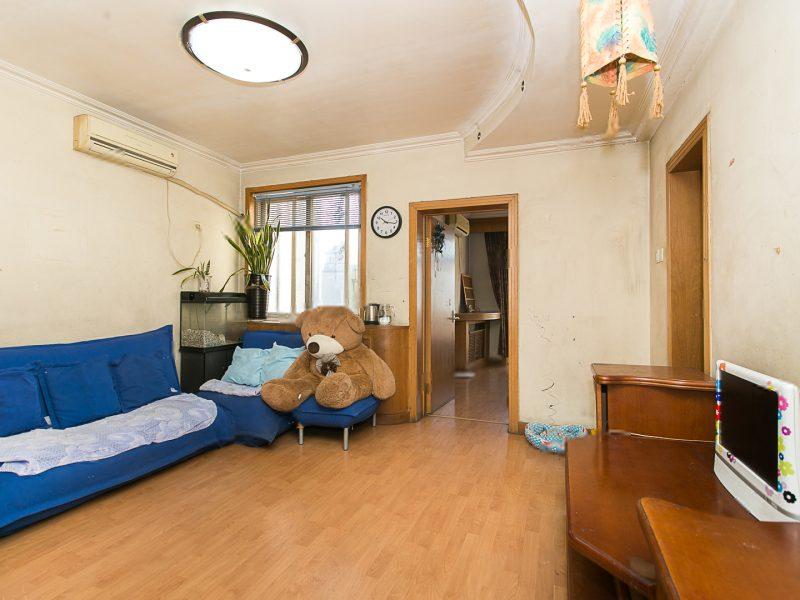 《收费1.2》马家堡4号线 富卓苑南北两居室 楼层好 采光佳