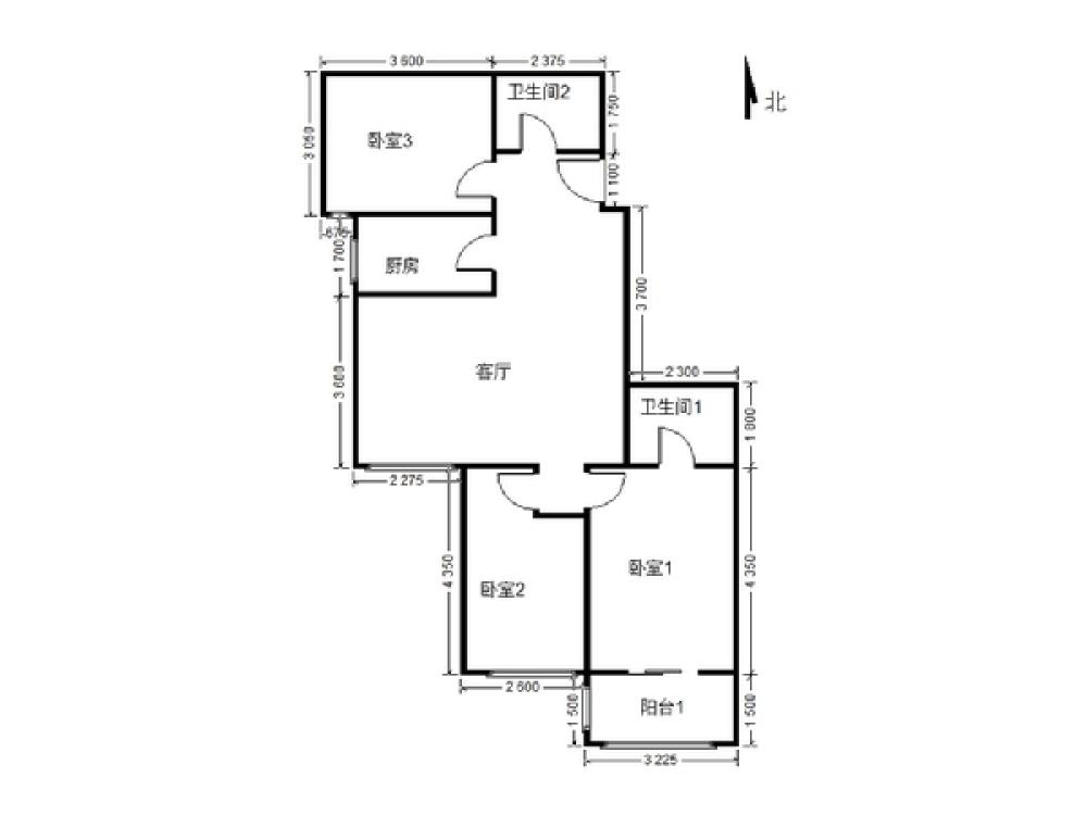 枣苑户型全南向三居,中间楼层满五年家庭,好房不等人