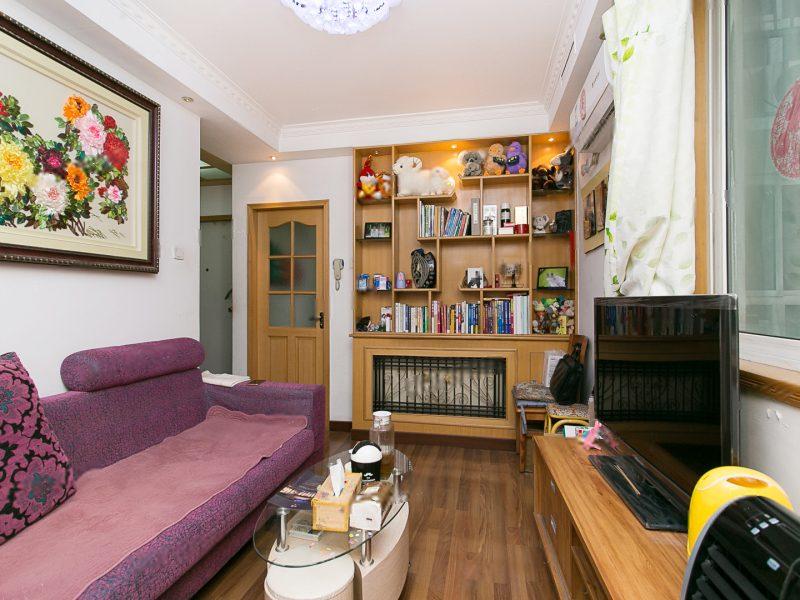 《收费1.2》马家堡 富卓苑一室一厅户型方正 310万精装修