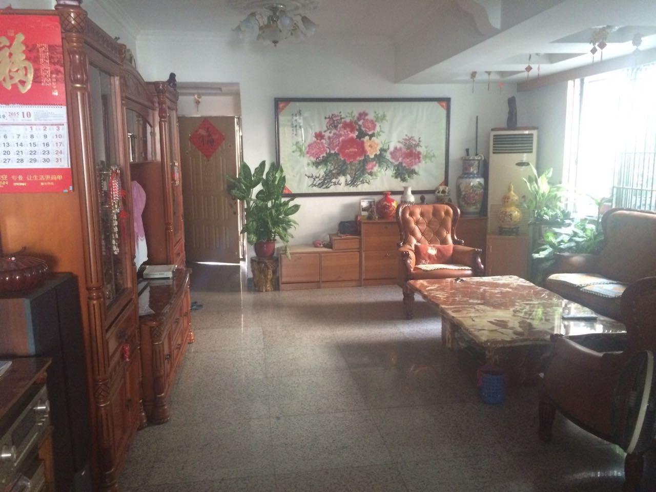 商/住中/心小区 马赛克外墙 中层大三房 入读省—级小/学