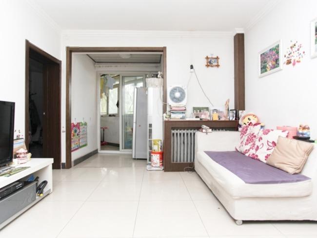 V燕城苑南区,一层两居室,地铁17号线,