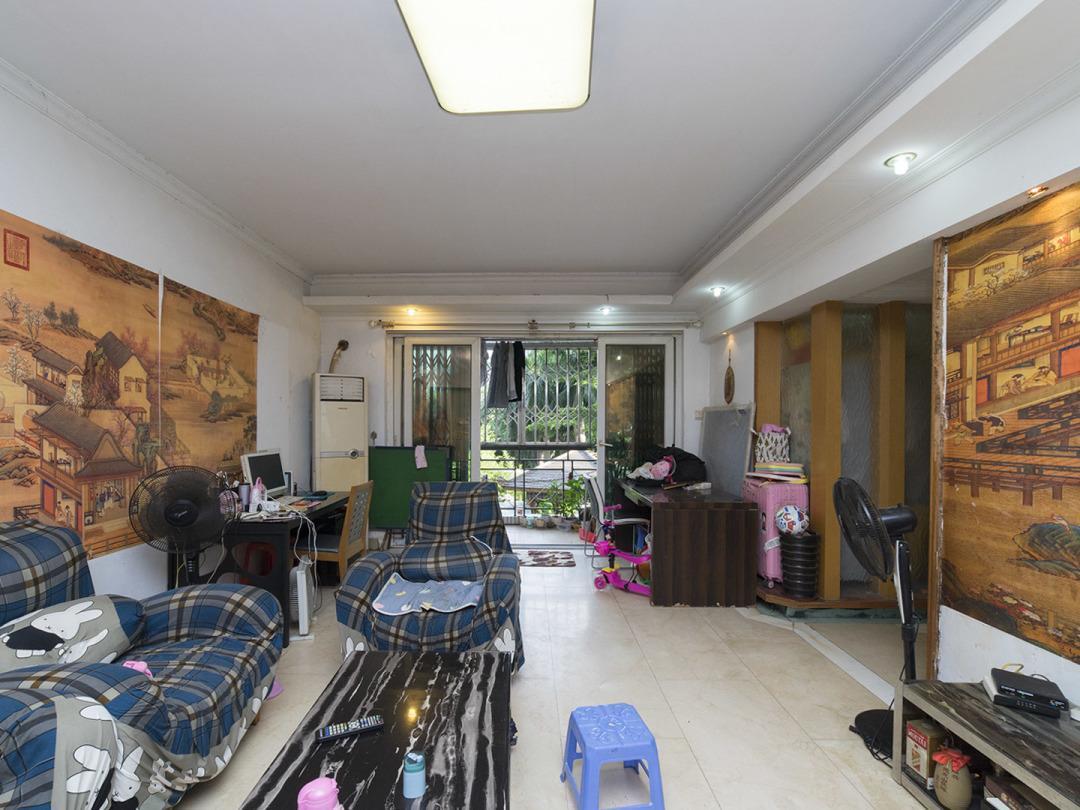 石溪地铁站旁 金碧花园 实用三房带主套 业主自住
