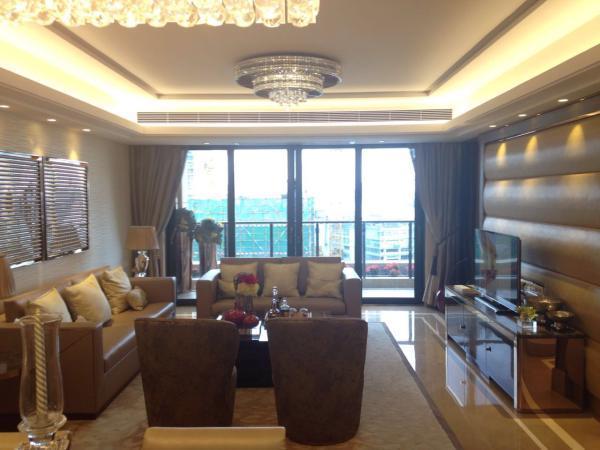 珠光御景壹号4.5米层高的LOFT设计,户型实用、环境好