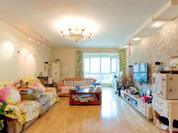 为你而选为你为家 世纪城垂虹园西南向 中间层 四居室加保姆间