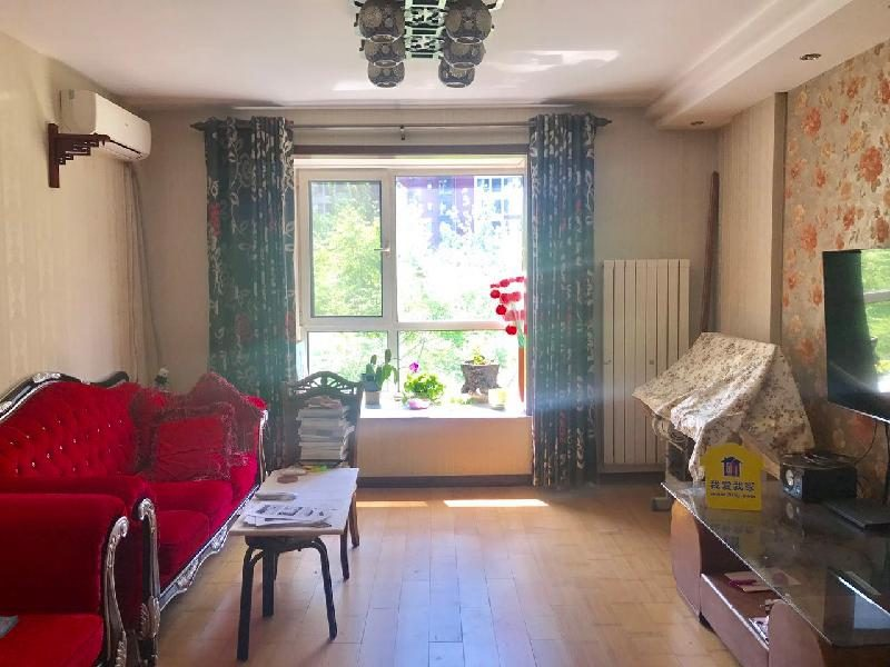 金泰 蓝调国际 152平 3室2厅2卫 百米宽楼间距两大花园