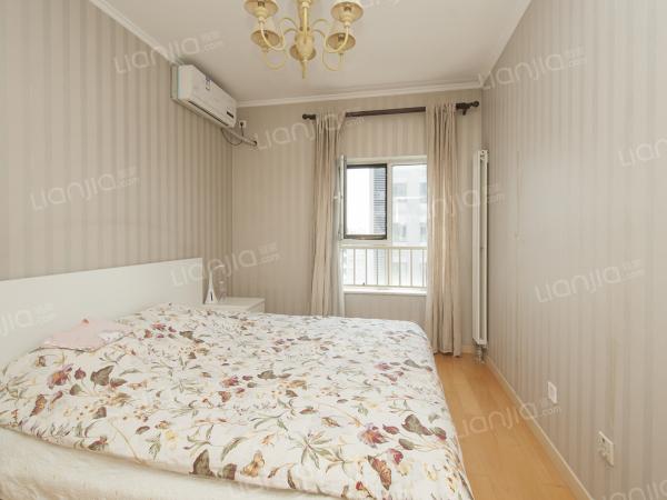 为你而选 明厨明卫正规两居 中高楼层无遮挡 保持干净拎包住
