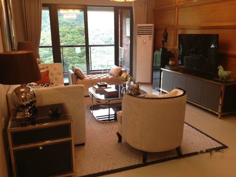 南沙富力伯爵山 双节房 英伦风格建筑 配套住得舒适