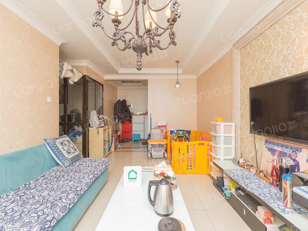 为你而选为你为家 珠江帝景新区西向两居 装修好 可拎包入住