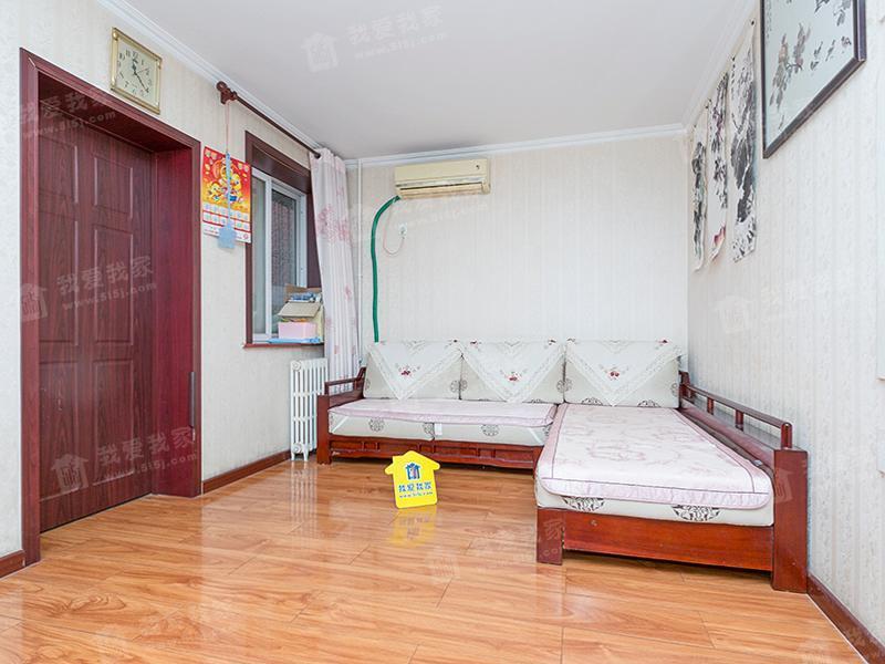 清河毛纺厂南【板楼:南北通透两居室】房屋产权清晰 业主诚售