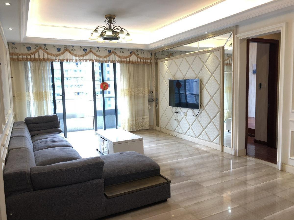 珠江新城中 朱美拉 高层南向三房 户型方正 高私密性好 随时看房