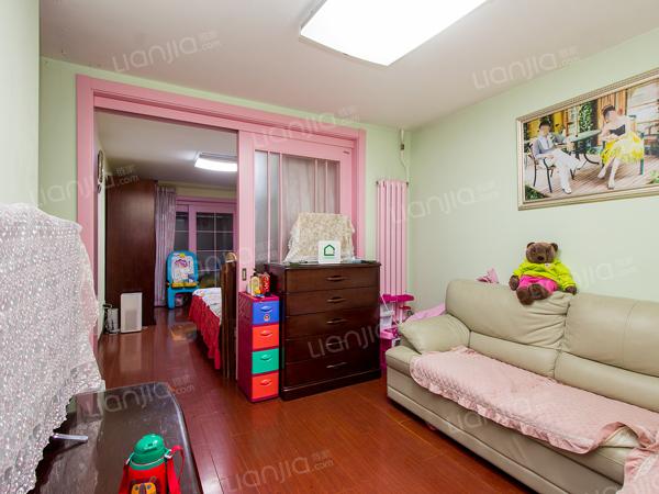 为你而选为你为家  三居室 南苑北里 2层  适宜居住