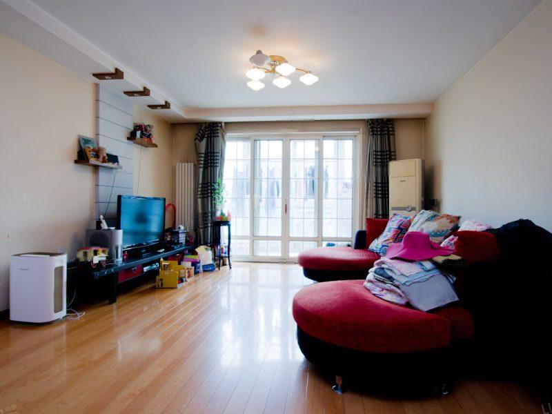 西三旗 枫丹丽舍正规三居室 户型方正 总价低 还在犹豫吗