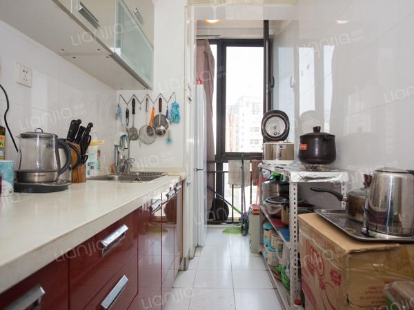 为你而选为你为家 东南向正规两居室 楼层高 视野好 自住 修