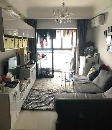 中海誉城南向2房 户型方正 成熟配套 6号线 保养清净随时看