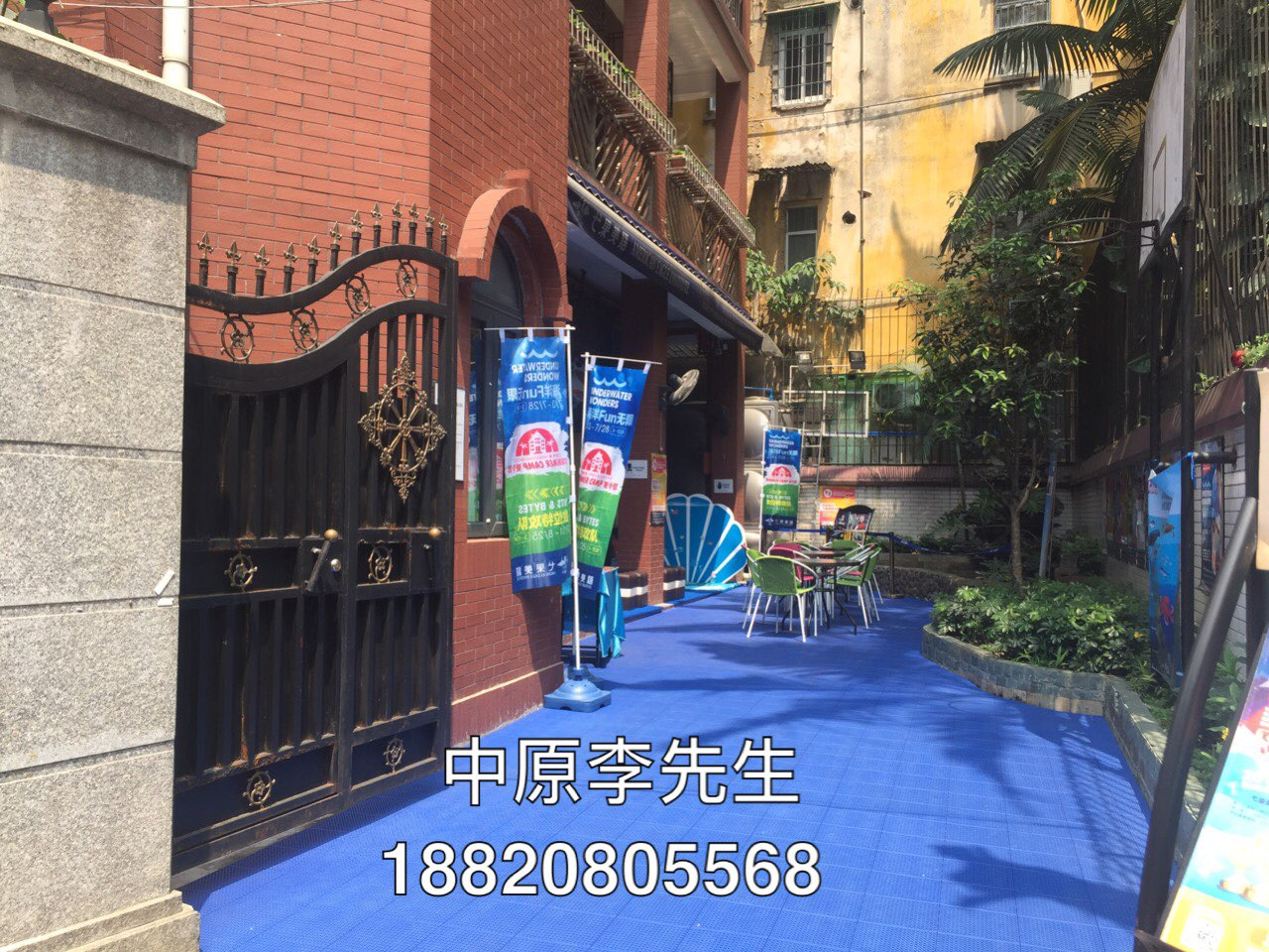新河浦别墅 框架红砖外墙独栋别墅 实用面积超700方