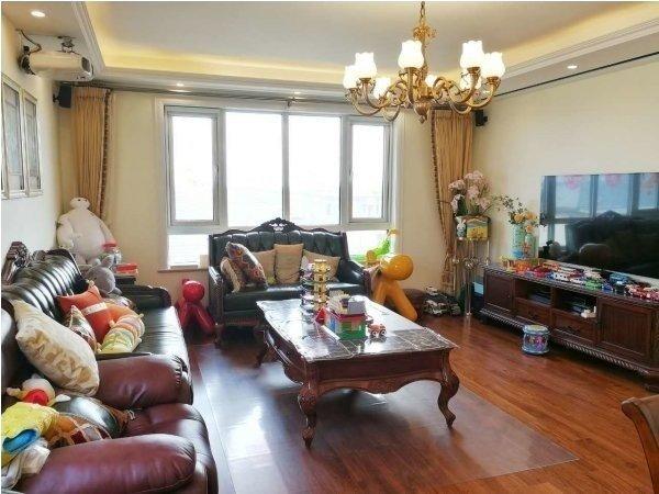 龙湖双珑原著:自住装修+三面采光+一层带南向老人房+全房地暖
