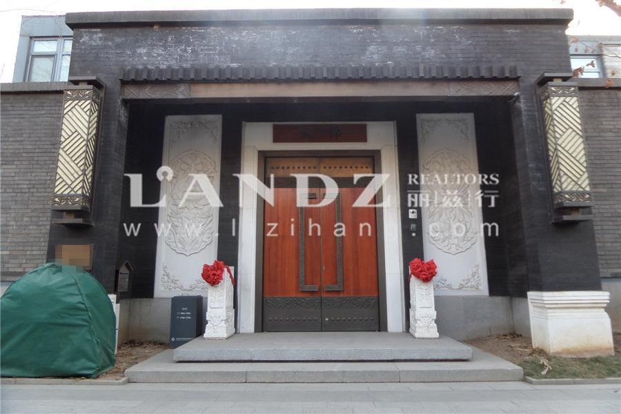 两套中式独栋打通-六居室可四世同堂- 修自住。通州副