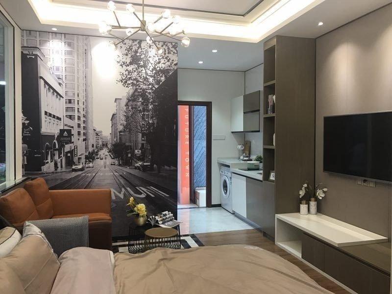 广佛智城 5号线地铁产权精装公寓 包托管 享额外98折送家电
