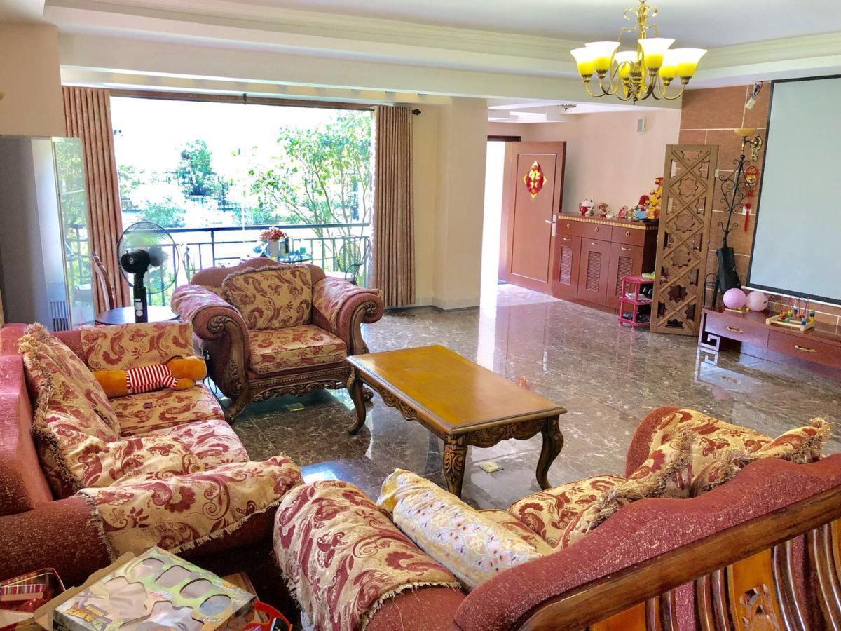 芙蓉度假村内,兰乔圣菲,洋房价钱买别墅 业主直降50万诚售物业