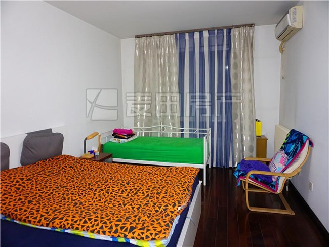 紫芳园二区 2室 户型方正 南北通透 安静不临街