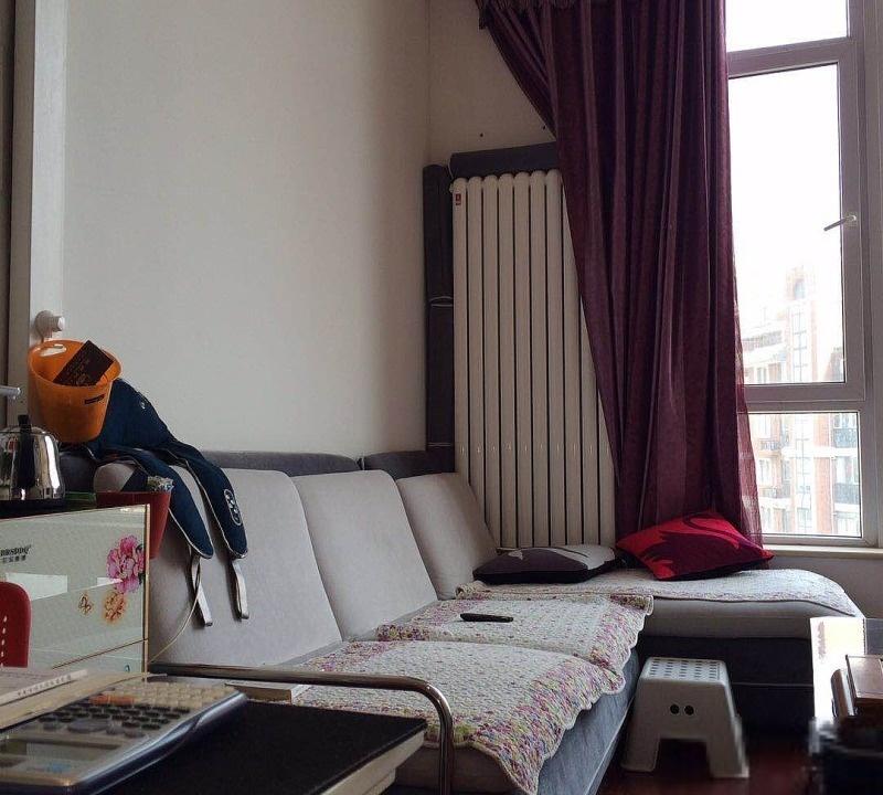 自由筑 精装家电齐全 两居室 业主用钱 着急出售 可随时签约