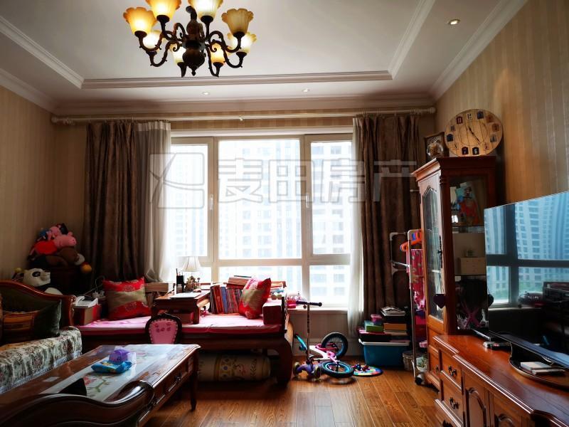 九棵树金成府 165㎡南北三居室 看房方便+保养好+中间楼层
