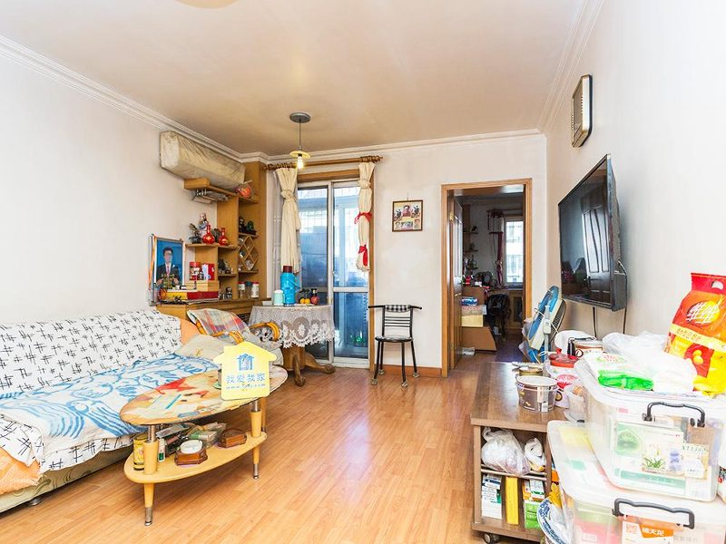 永泰东里二室 紧邻地铁   68平米459万可谈 大客厅