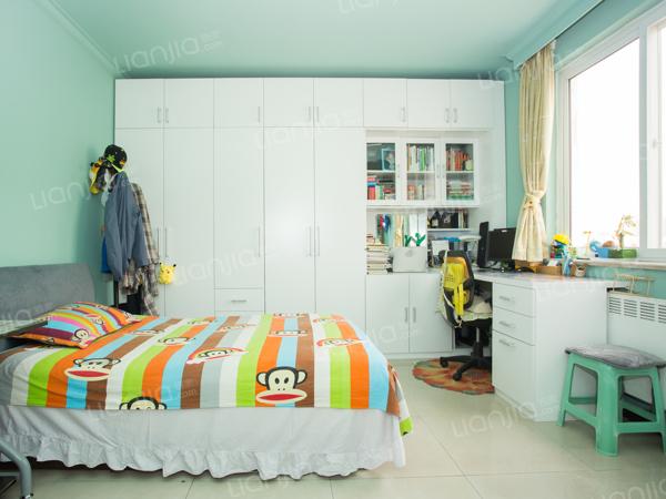 为你而选为你为家 鹏润家园 3室2厅 123平