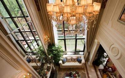 双珑新出大独栋:全房地暖+室内电梯+南花园+诚售随时看房