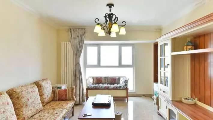 张仪村 广安康馨家园 精装南向两居室390万 随时看房 诚意出售