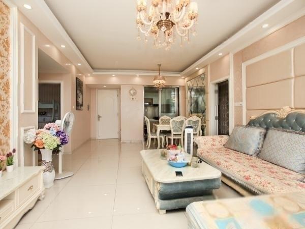 新房源 豪景花园 方正大三房 中高楼层 业主诚卖 看房预约