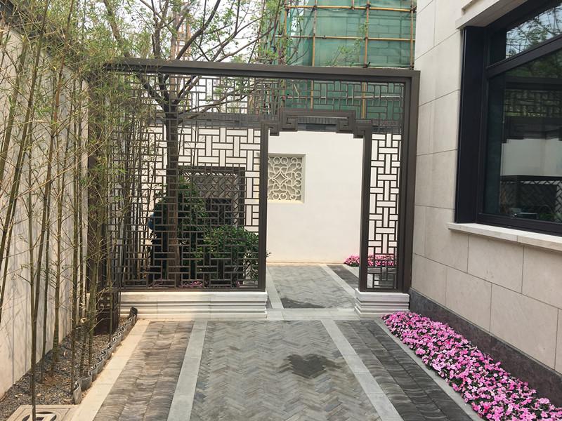 泰禾丽春湖院子承中式院落之精髓,北京的第四个院子 临湖大宅