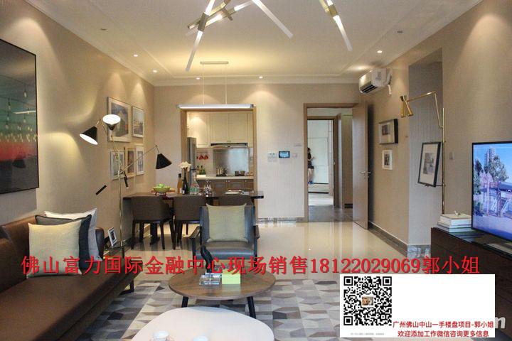 千灯湖第二个珠江新城富力国际金融 263方仅售480万你值得拥有