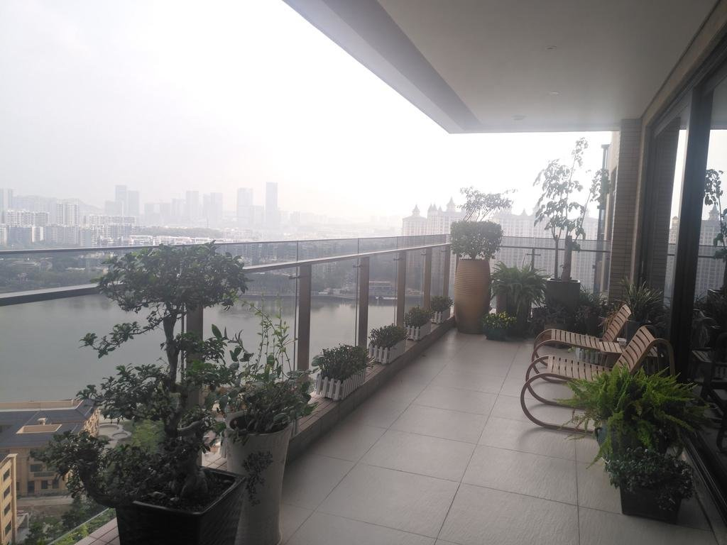 时代外滩  江景房 一线望江 超大阳台 随时看房
