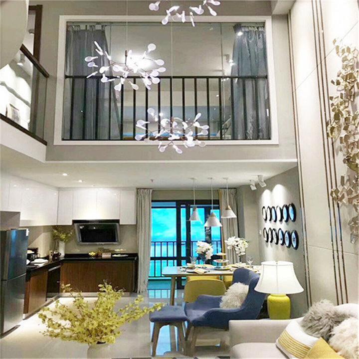 天河华海达公寓 靠近岗顶地铁站  个人产权 收租4千起