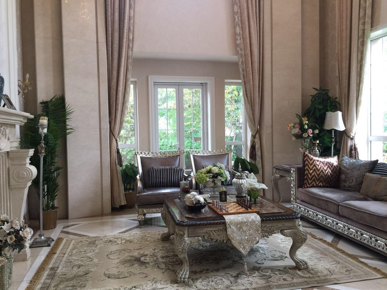京西南高尔夫别墅 环境优美 适宜养老休闲度假 均价15000平米。