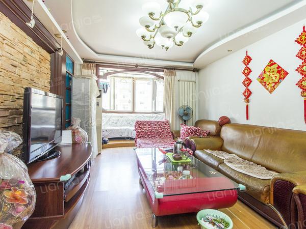 为你而选为你为家 小井南北通透两居室  带电梯 中间楼层
