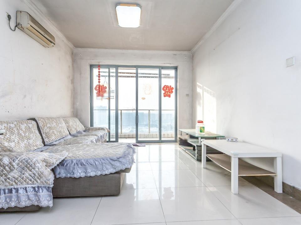 中海康城 北向两房 实用户型 高层采光好