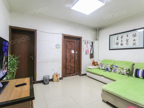 为你而选 安宁里南区南北通透两居室 客厅方正 主卧带阳台