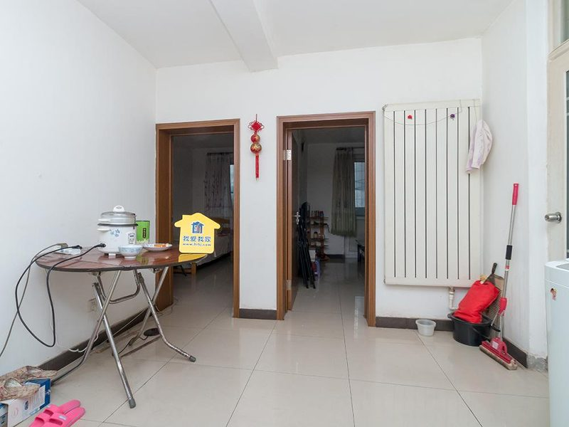 新村四里二室一厅一卫有自建小区安静