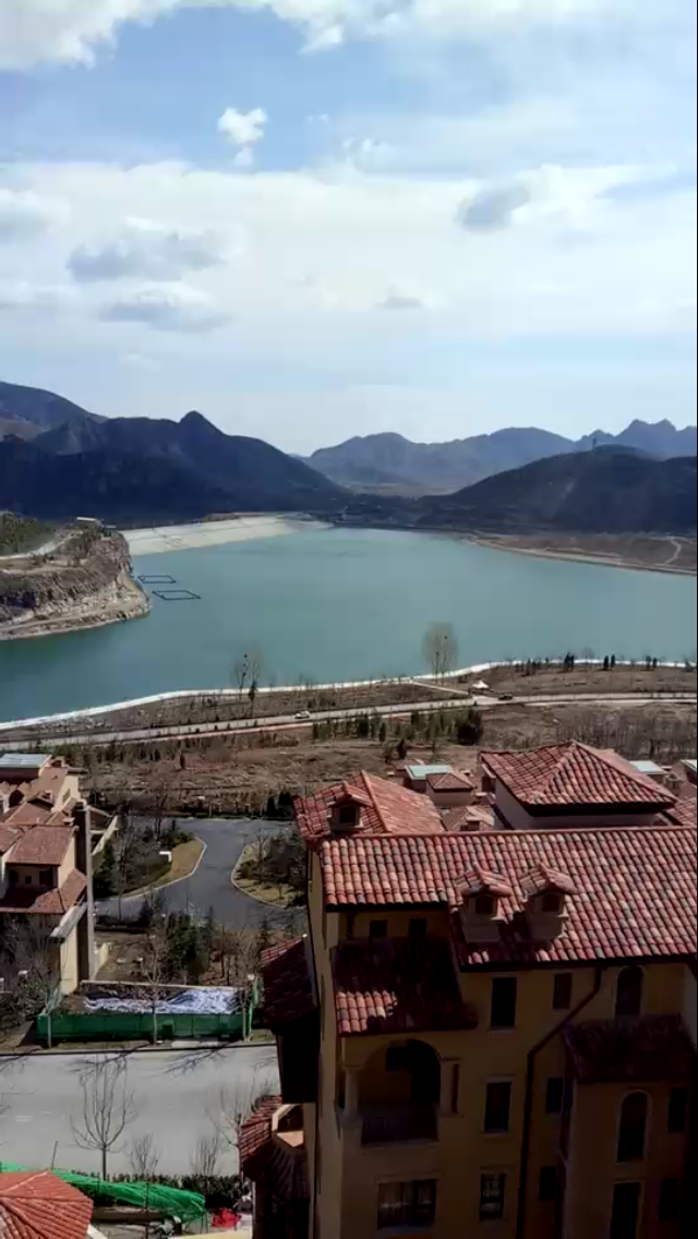 十渡一渡  有山有水环境好 旅游度假休闲 现房发售 大社区