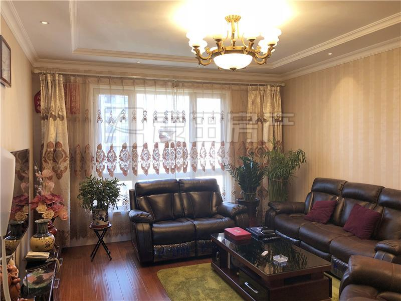 京通罗斯福 高层164㎡南北三居室 餐客分离+刷卡入户+看房方便