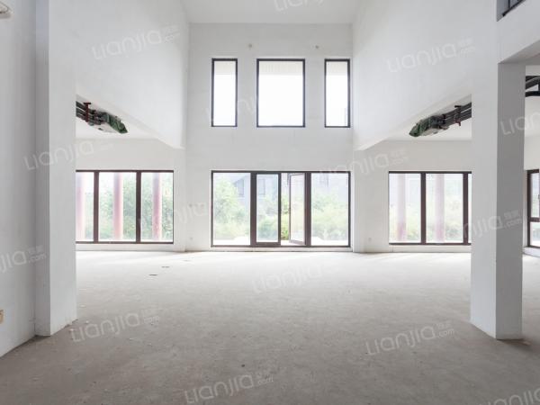 为你而选 香山清琴二期独栋别墅,毛坯房原始户型