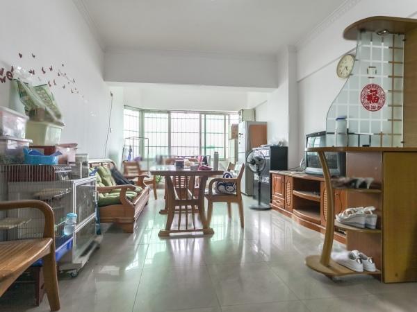 迎翠春庭 实用三房舒适居室