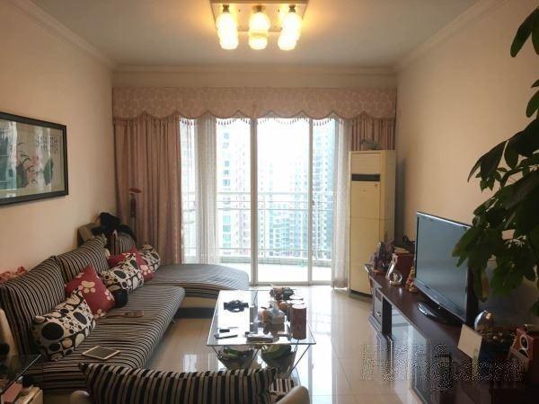 尚海江景物业 两房 大阳台 高层视野开阔