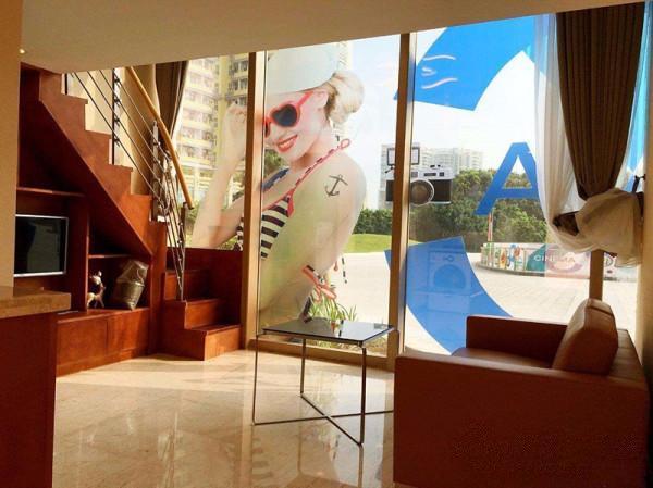 海珠区一手复式公寓 低总价 低首付 双  loft设计